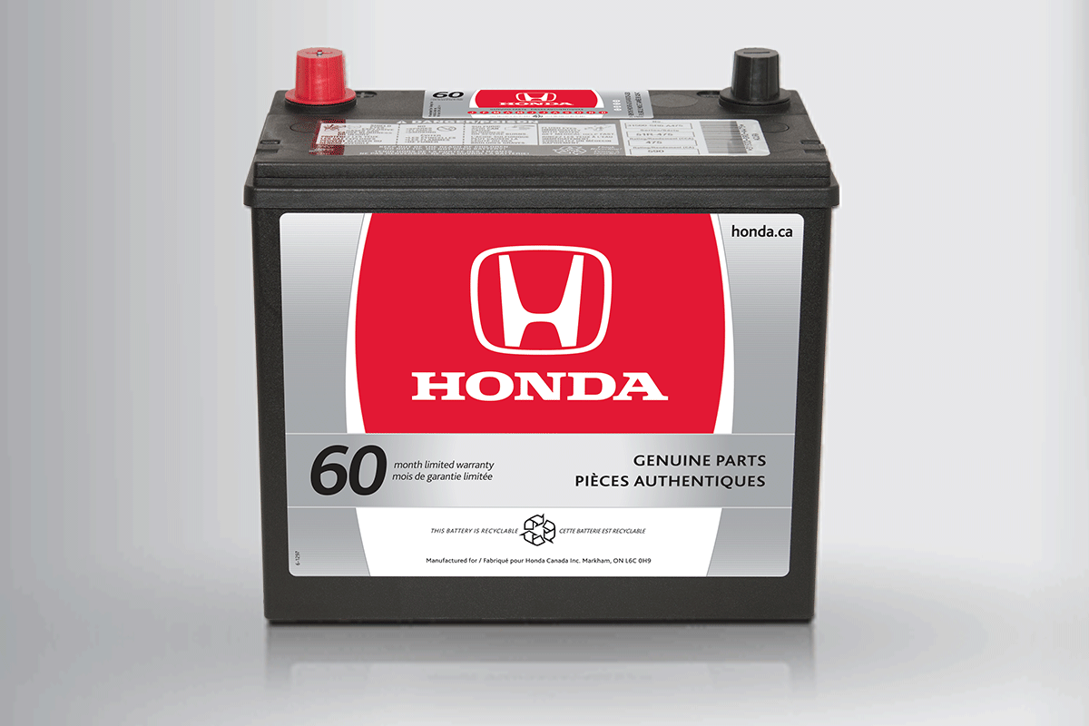 Honda Battery at Dow