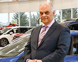 Khalil Dagher Dow Honda General Sales Manager