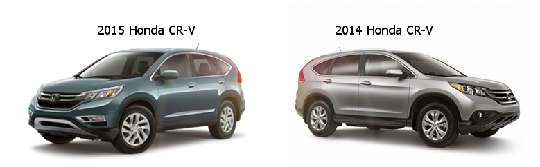 Difference between honda cr v and 2017 2018 honda reviews for Difference between honda cr v lx and ex