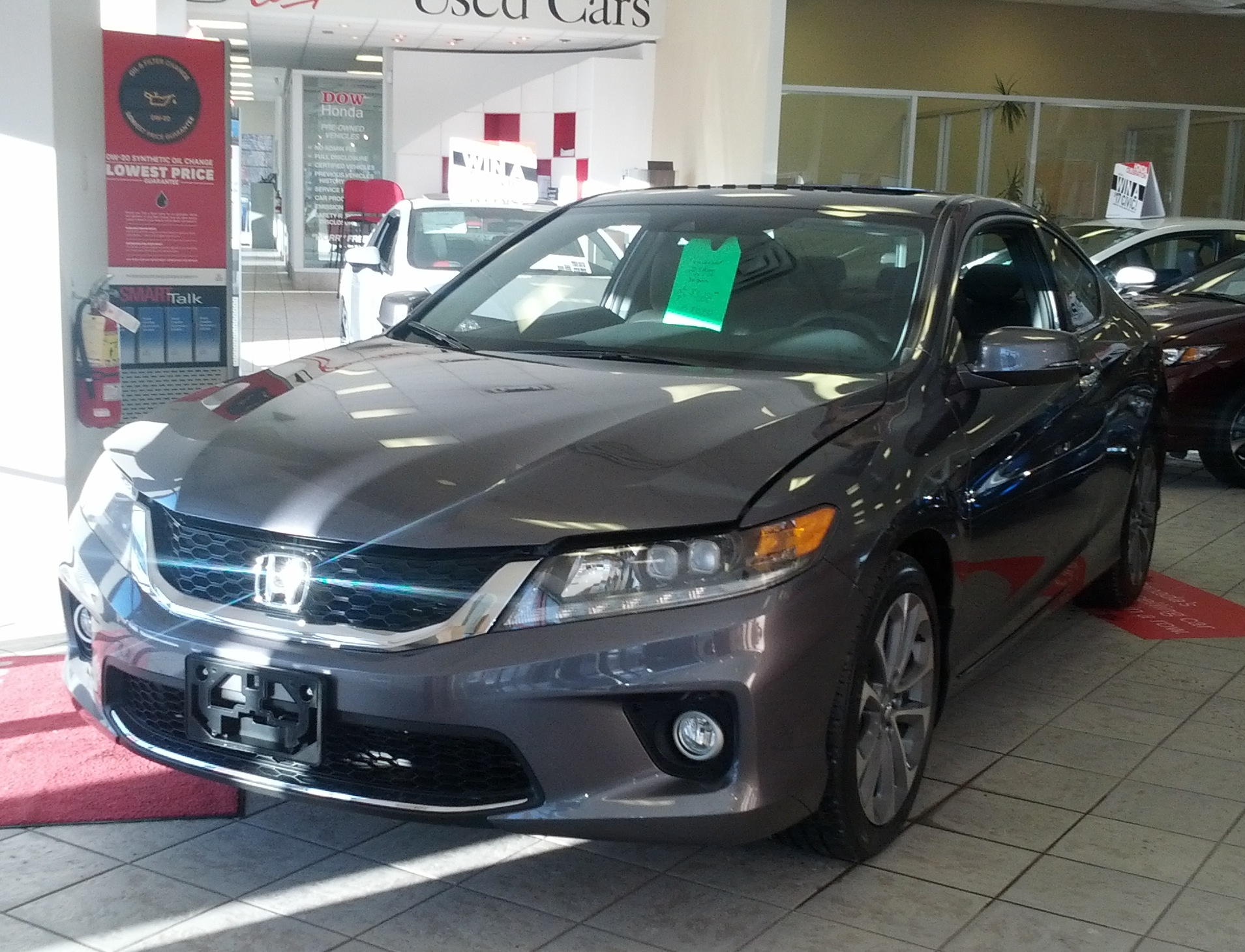 l coupe coal valley ex used pre accord honda inventory in owned