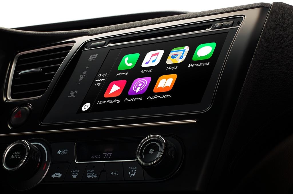 What Is Apple Carplay Dow Honda