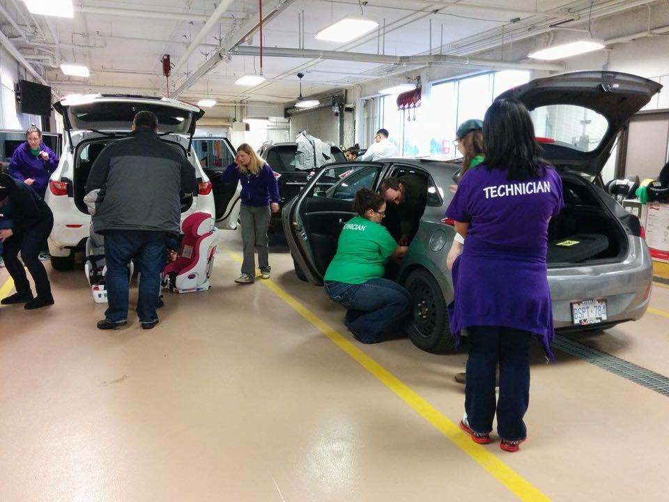 car seat clinic event2