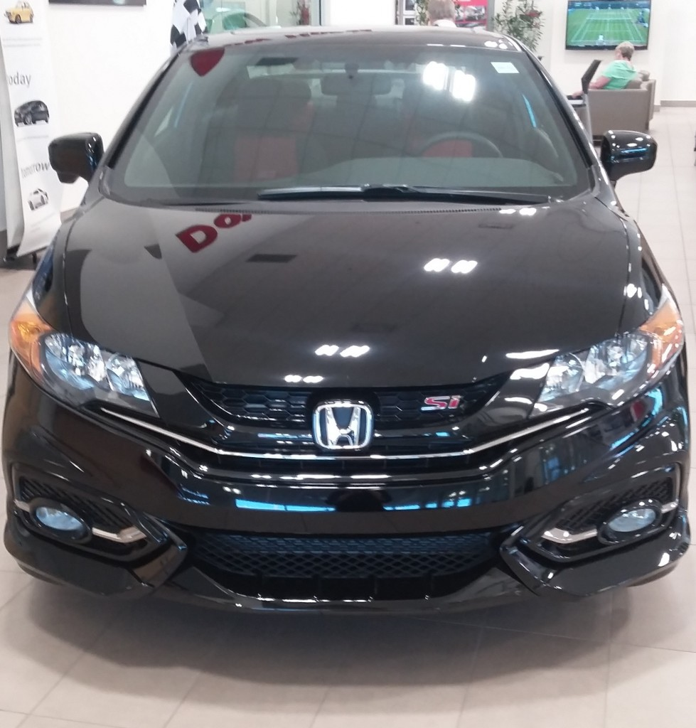 2015 Civic Si HFP
