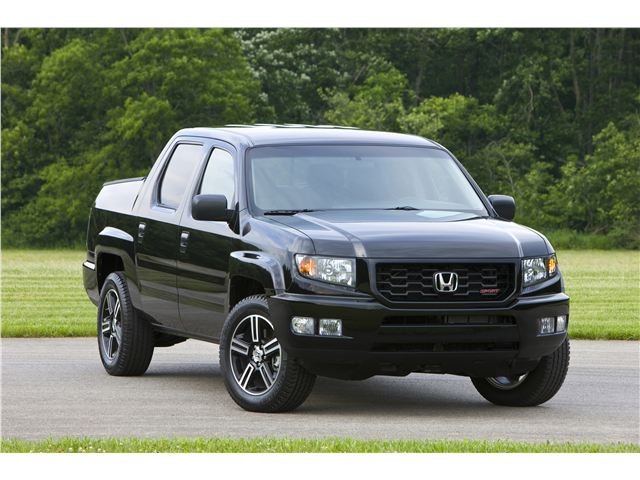 Differences between 2014 and 2017 Ridgeline