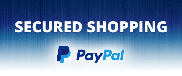 Secured Shopping at Paypal
