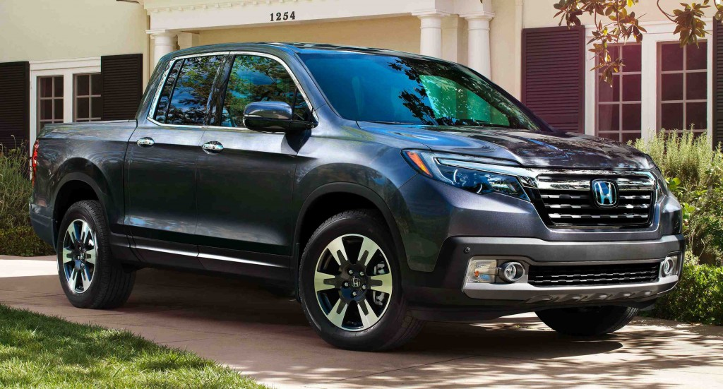 2014 and 2017 Ridgeline Differences