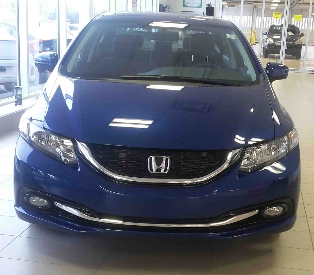 2015 Civic Touring
