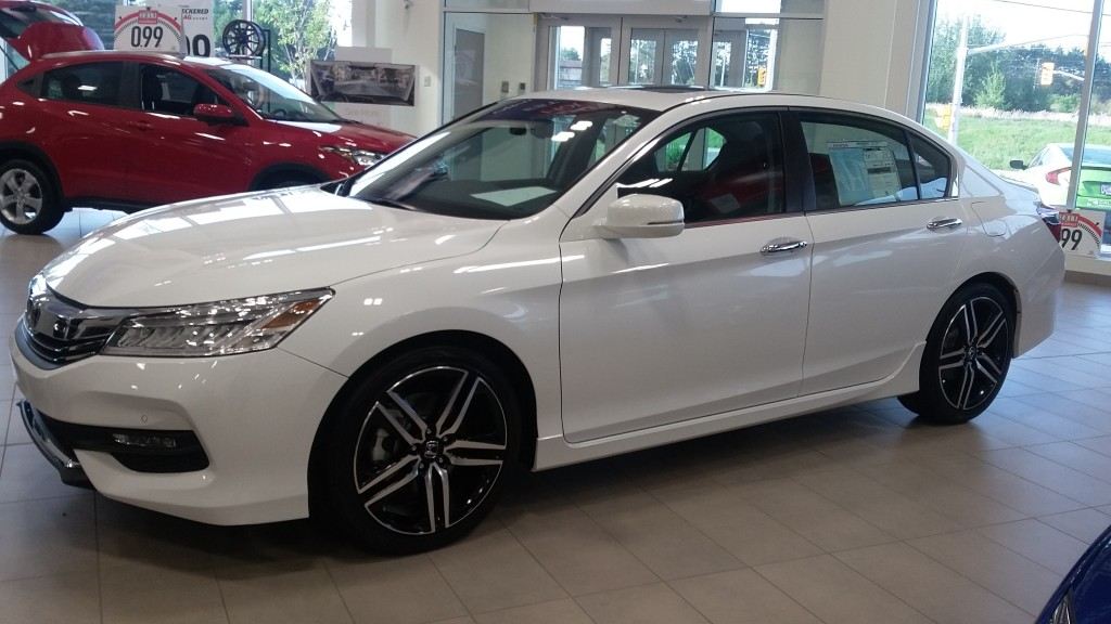 The 2017 Accord Is Now Available Dow Honda