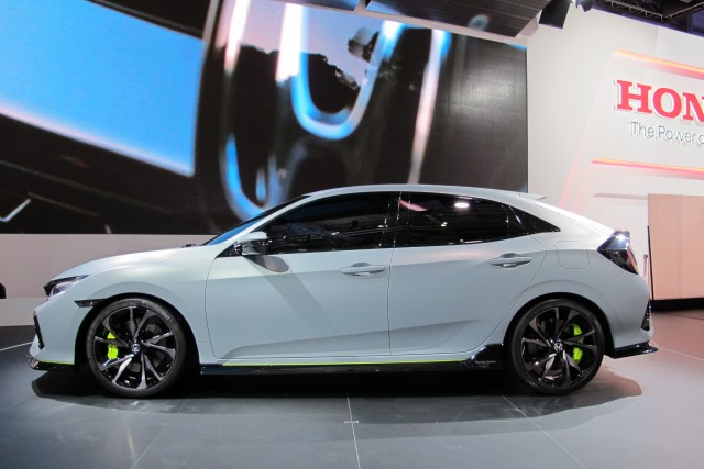 2017 civic hatch prototype