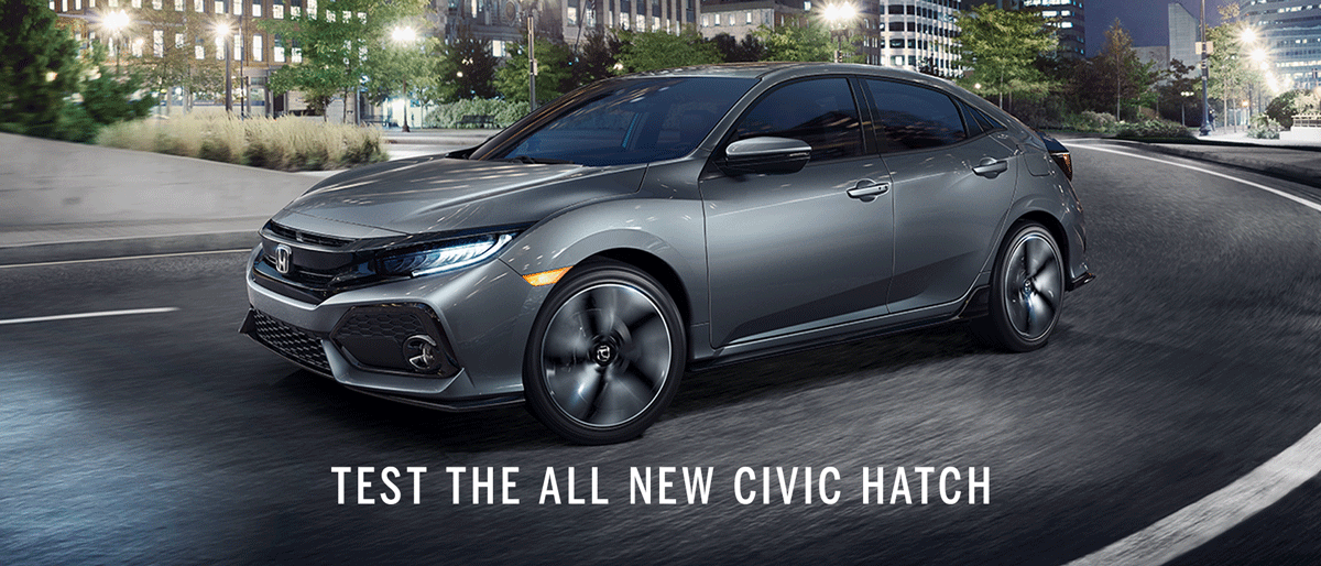 ALL NEW CIVIC HATCH