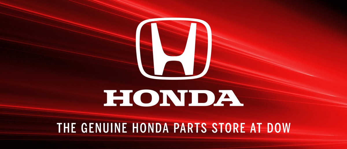 THE GENUINE HONDA PARTS STORE AT DOW
