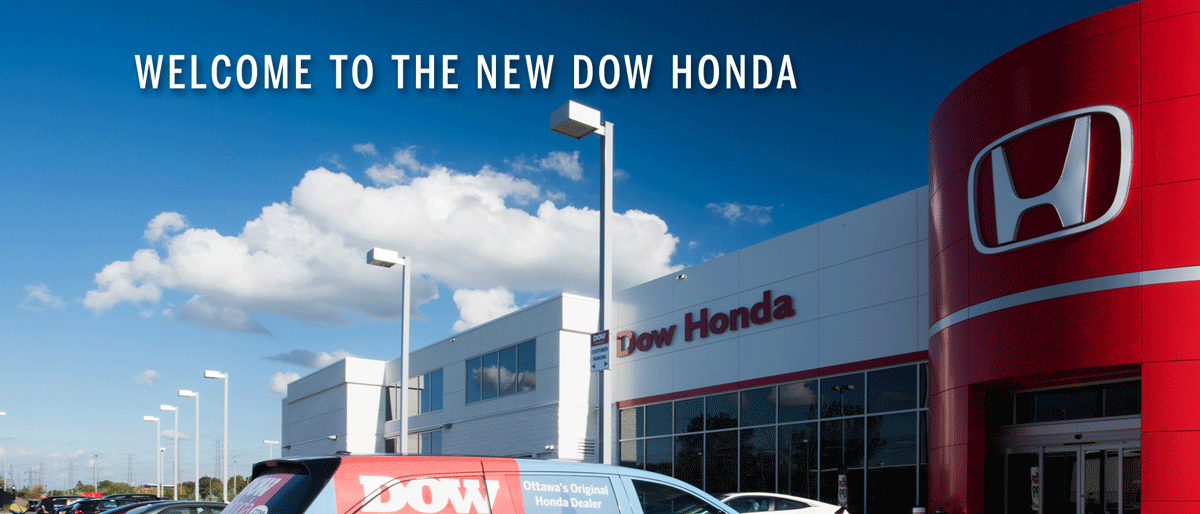 WELCOME TO DOW HONDA