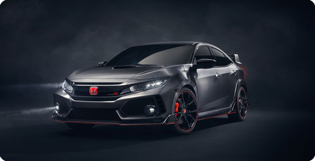 2017 Civic Type R Prototype