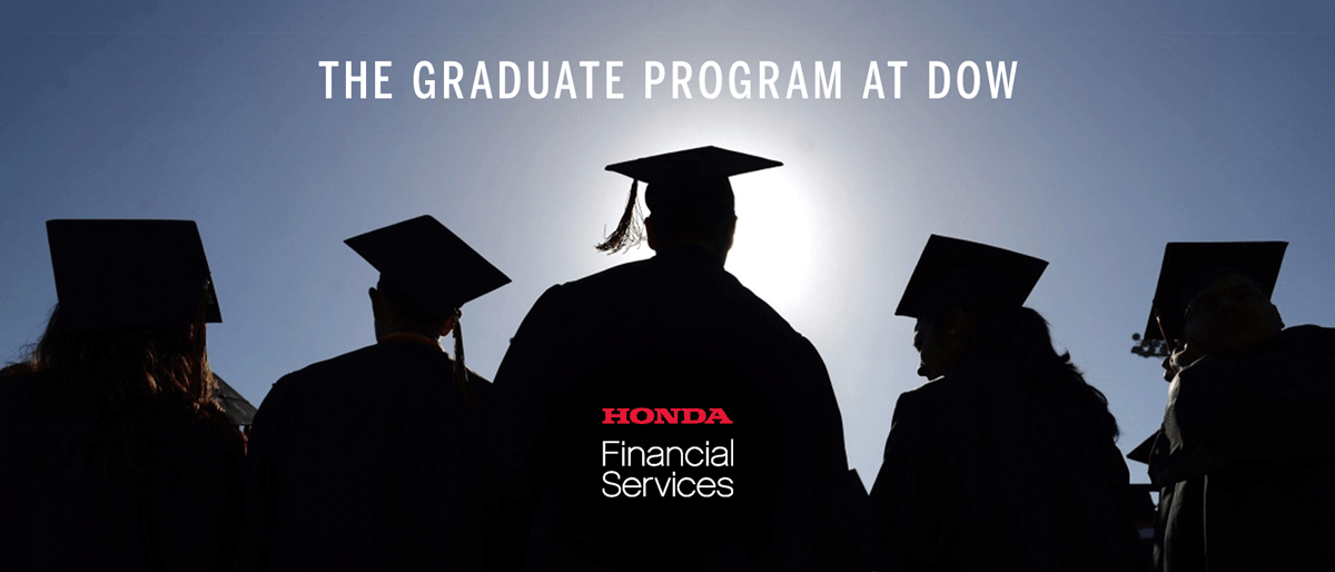 Dow Honda Graduation Program