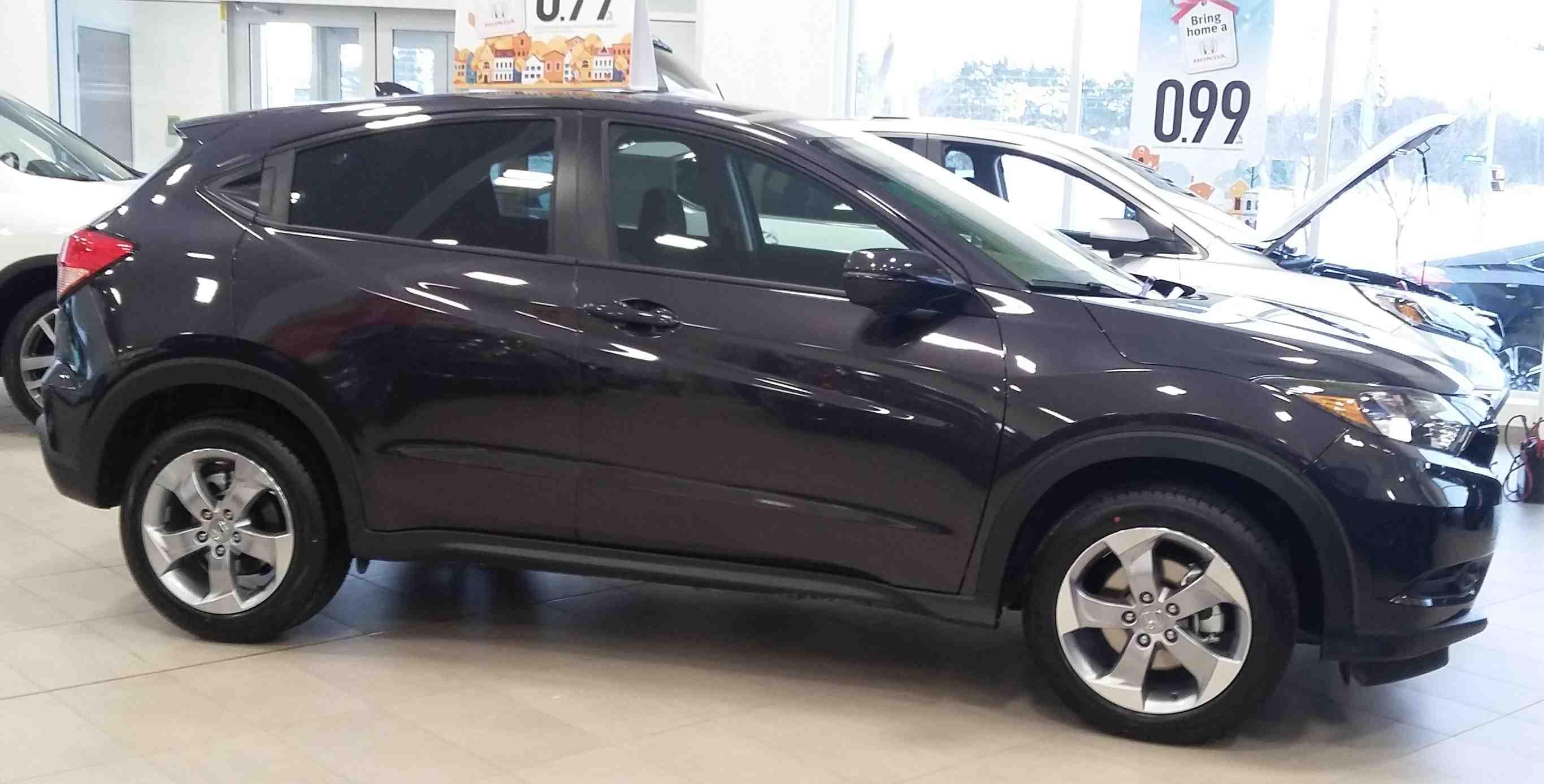 The 2017 HR-V has Arrived! - Dow Honda