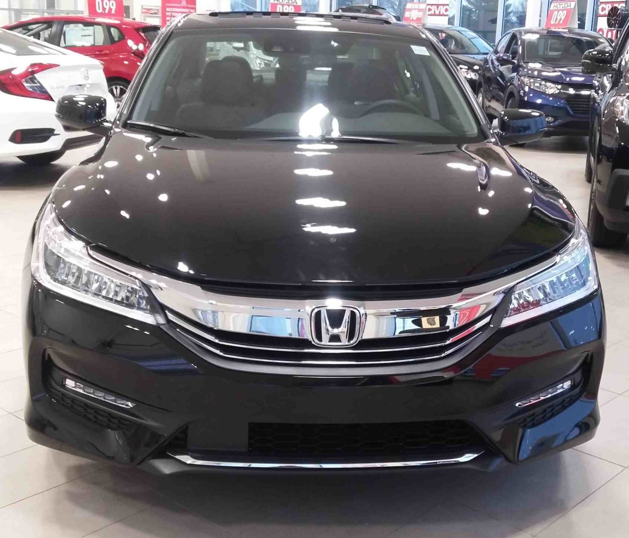 Dow Honda 2017 Accord Touring