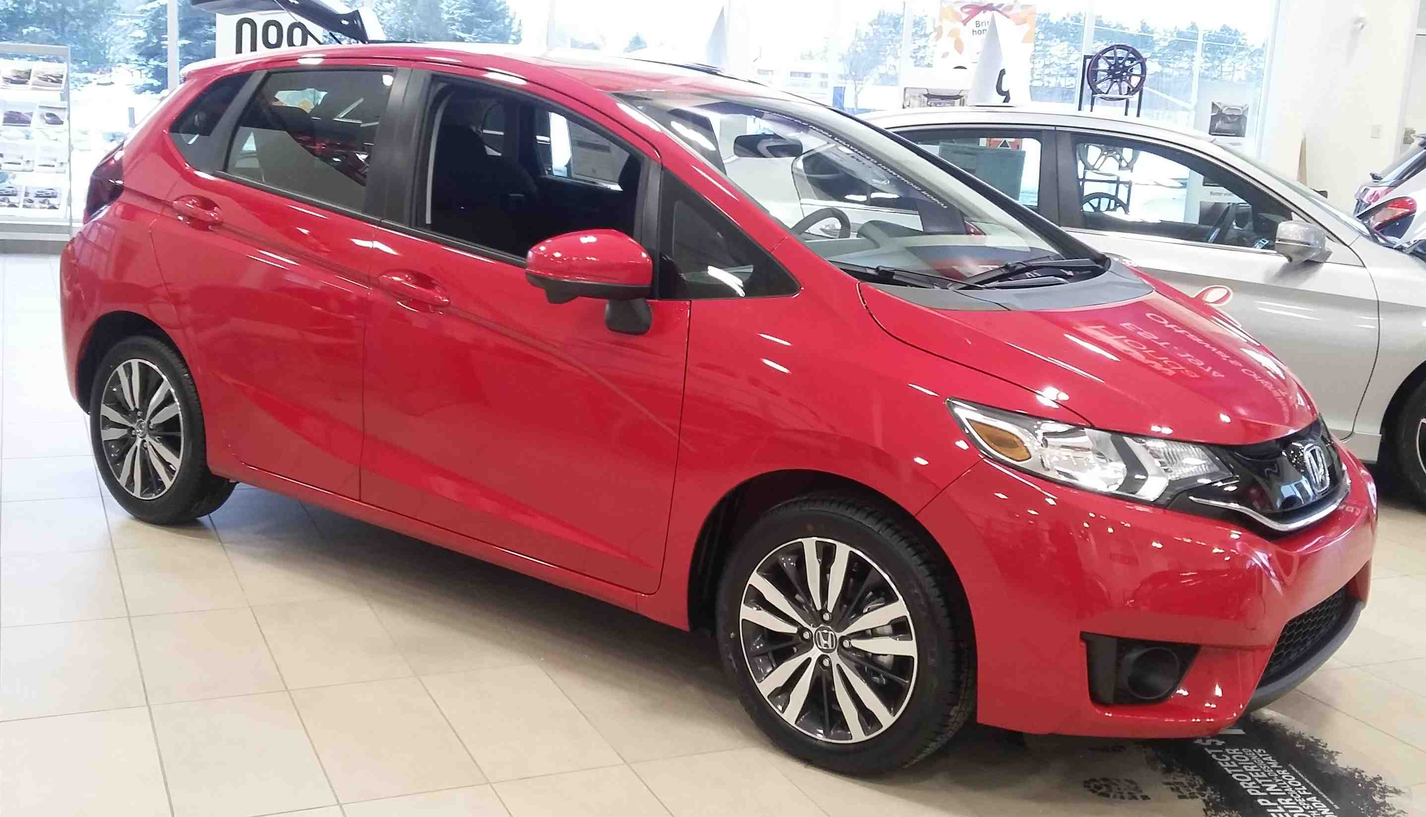 The 2017 Fit Has Arrived Dow Honda