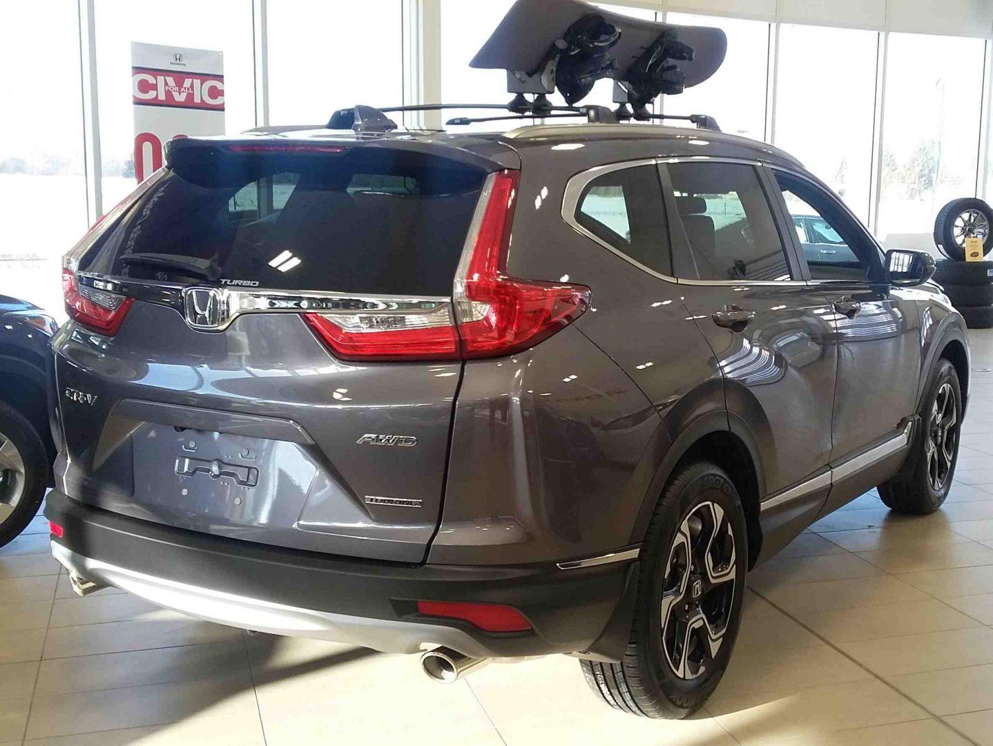 Dow Honda 2017 CR-V