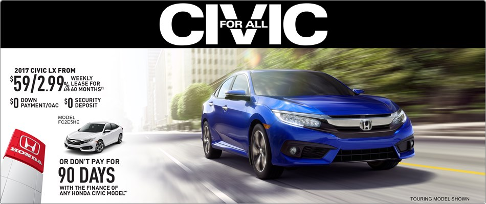 Civic For All Feb 2017