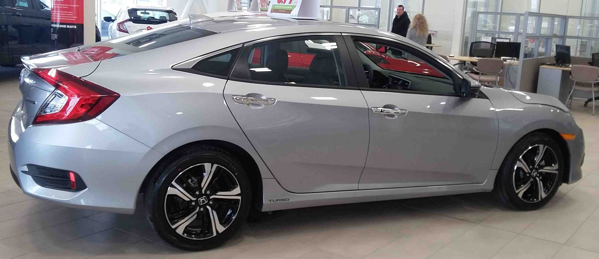 2017 Civic Touring Sedan