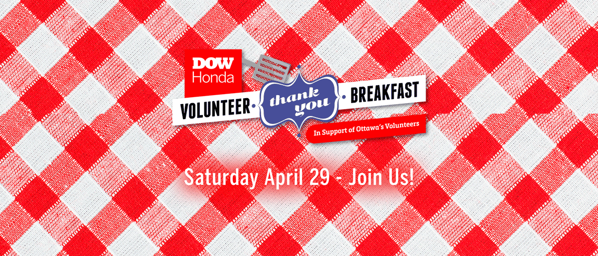 Dow Volunteer Thank You Breakfast