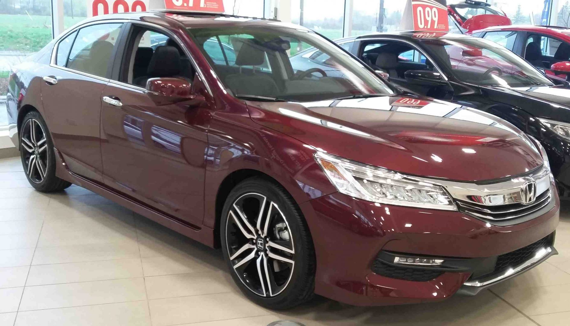 2017 Accord Touring Sedan
