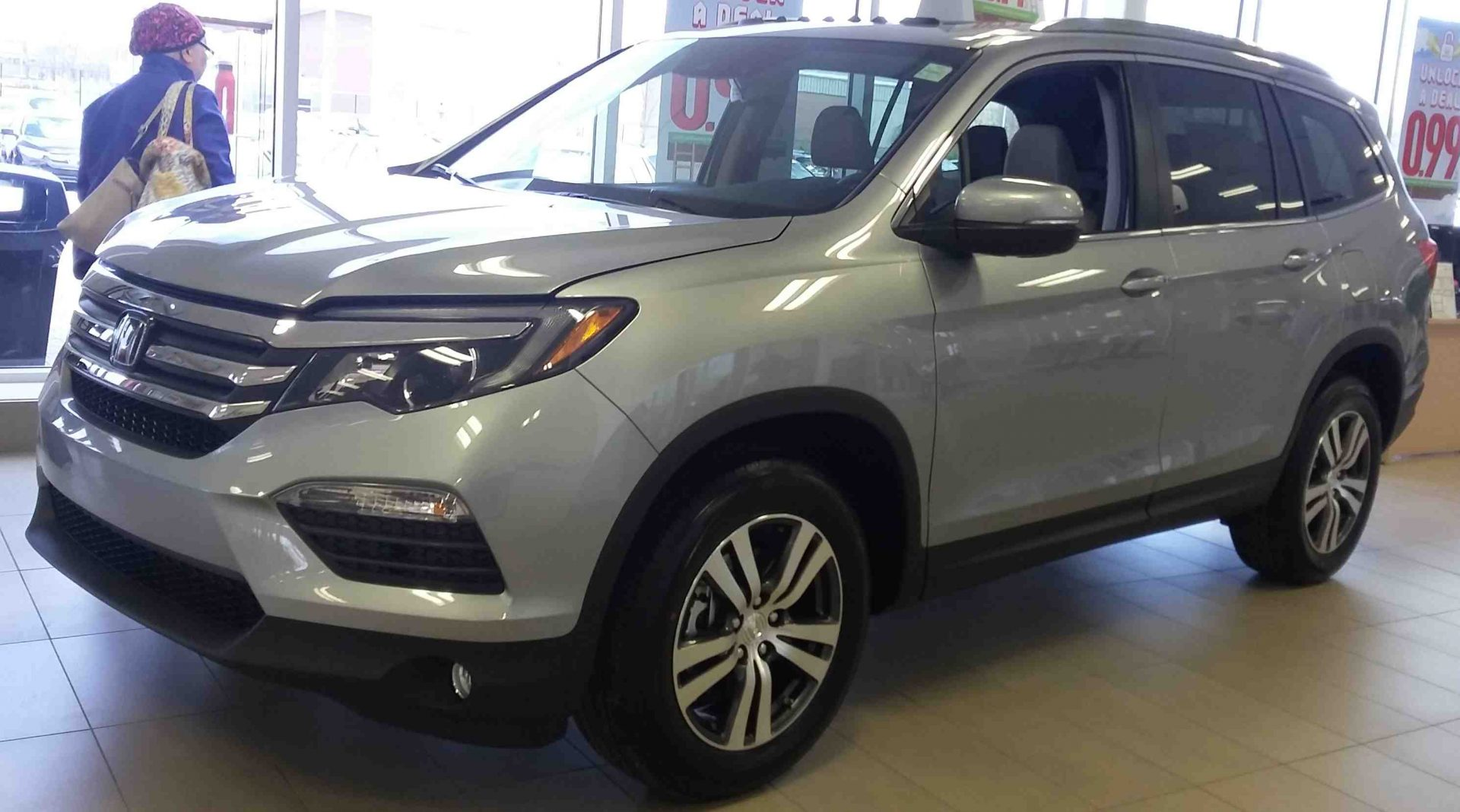 Honda Pilot Towing Capacity U003eu003e Showroom Showoff: 2017 Pilot EX L RES