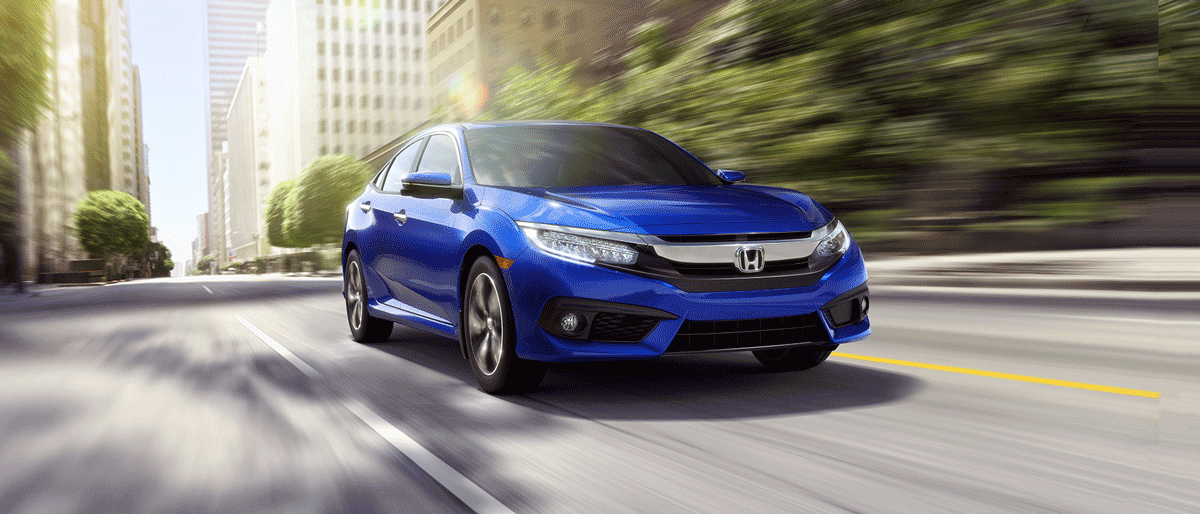 SAVE ON ALL 2017 HONDA CIVIC SEDANS & COUPES