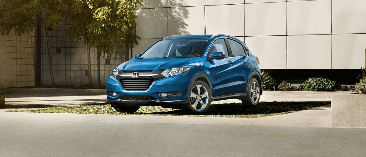 SAVE ON ALL 2017 HONDA HR-Vs