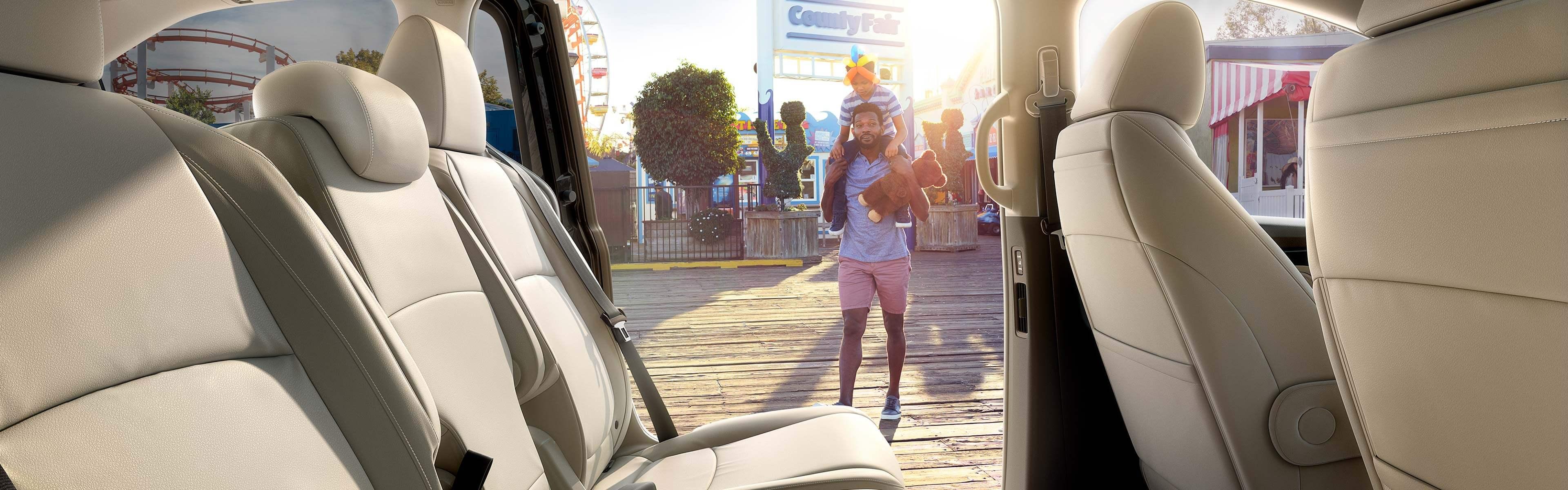 The 2018 Odysseys Power Sliding Doors Dow Honda