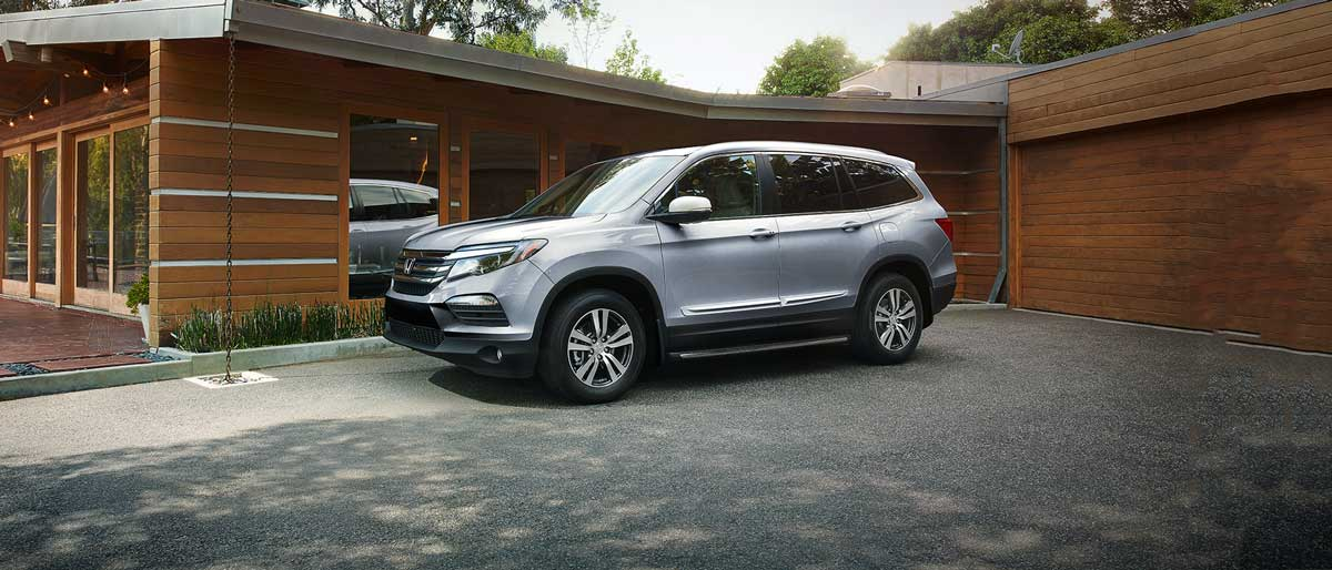 SAVE ON ALL 2017 HONDA PILOTS