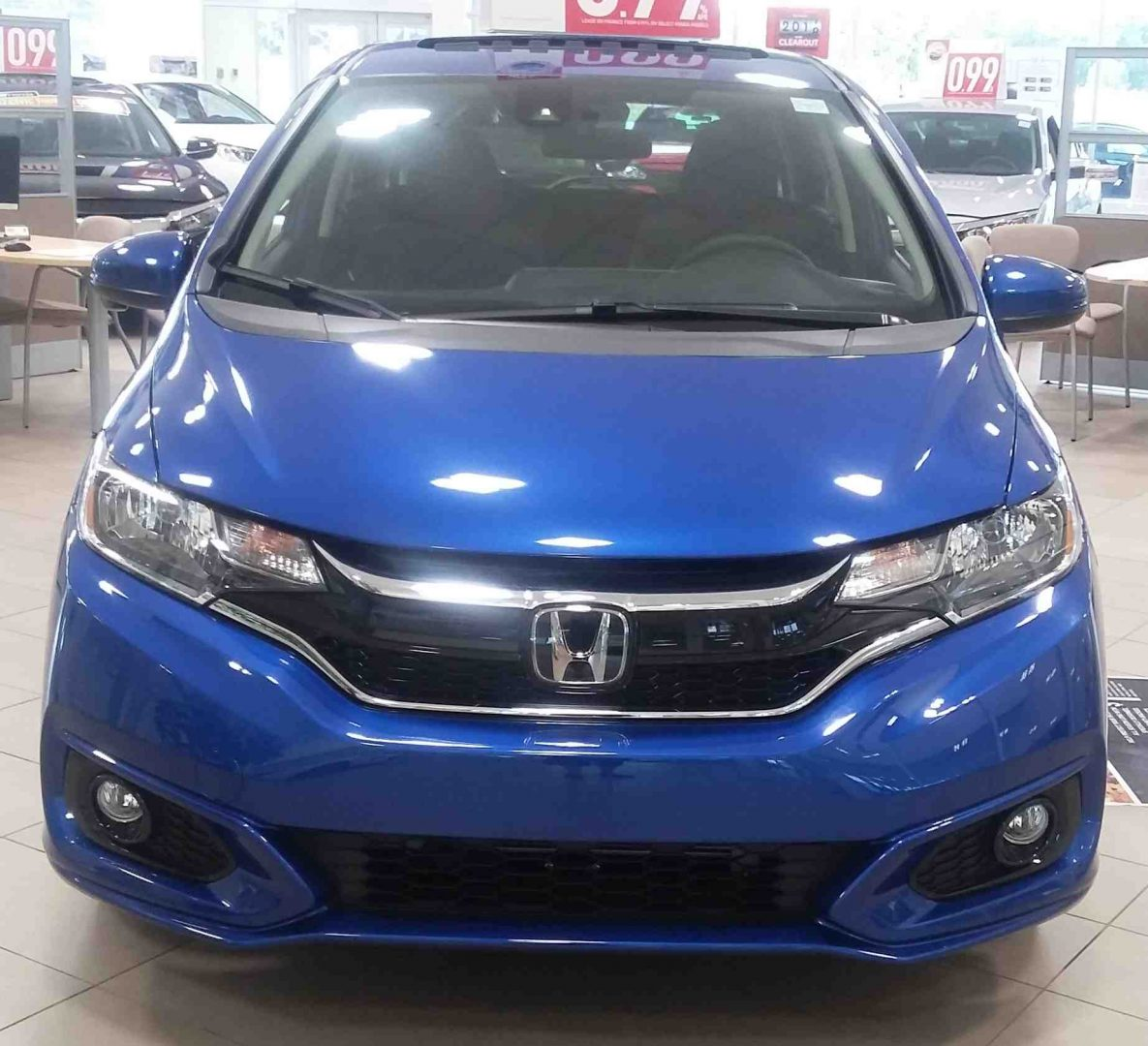 The 2018 Fit Has Arrived Dow Honda