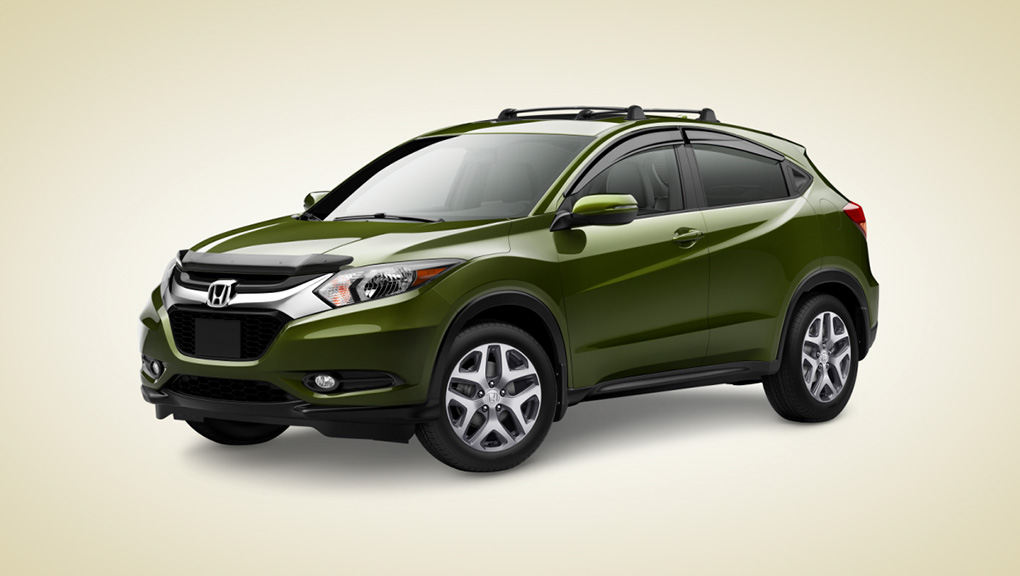 Accessory Packages 2018 HR-V