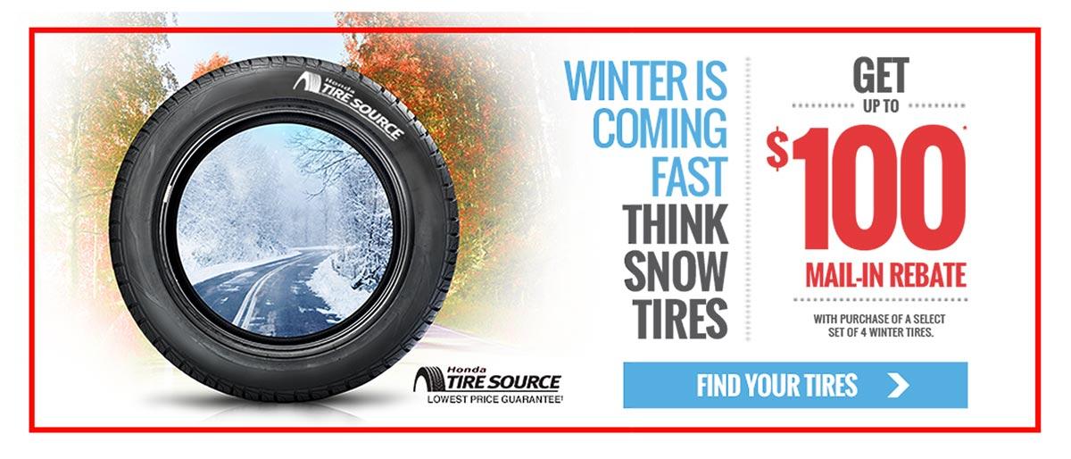 Dow Winter Tire Promo
