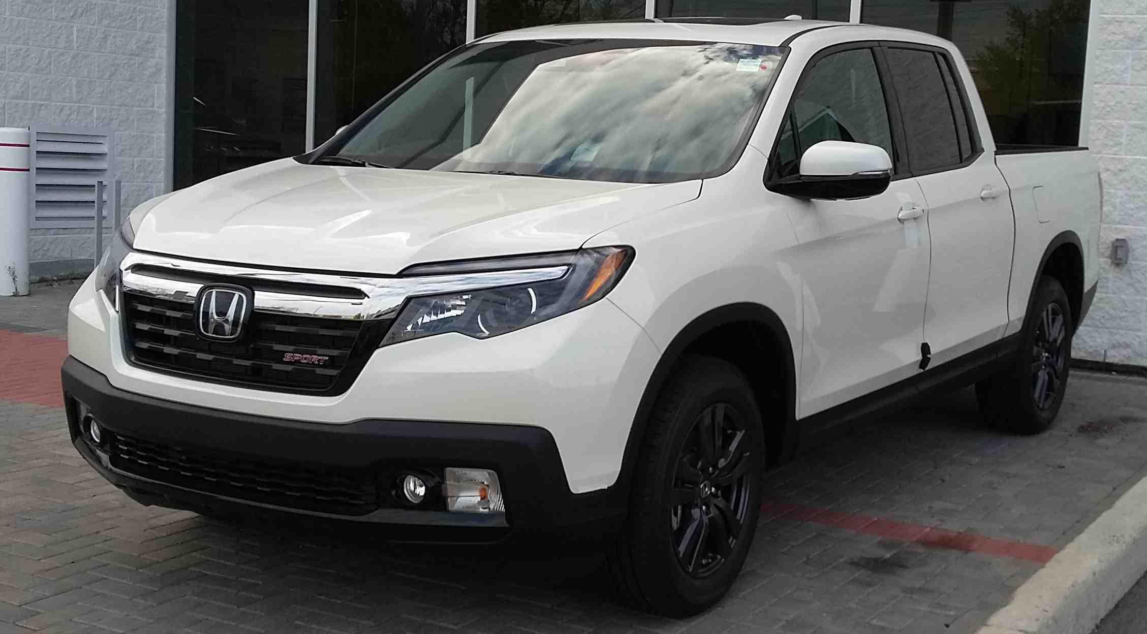 The 2018 Ridgeline has Arrived! - Dow Honda
