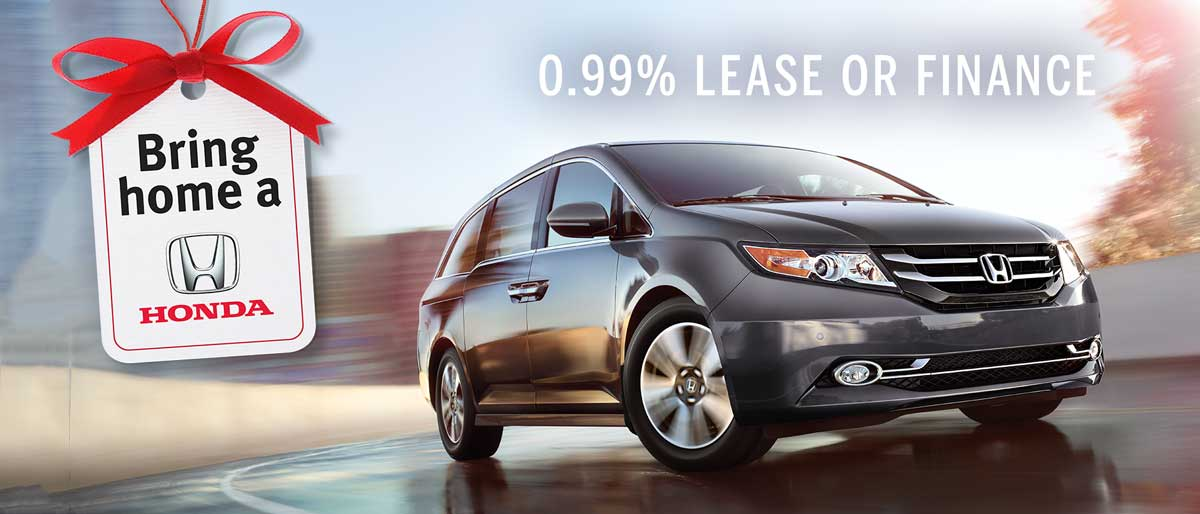 SAVE ON 2017 HONDA ODYSSEY VANS