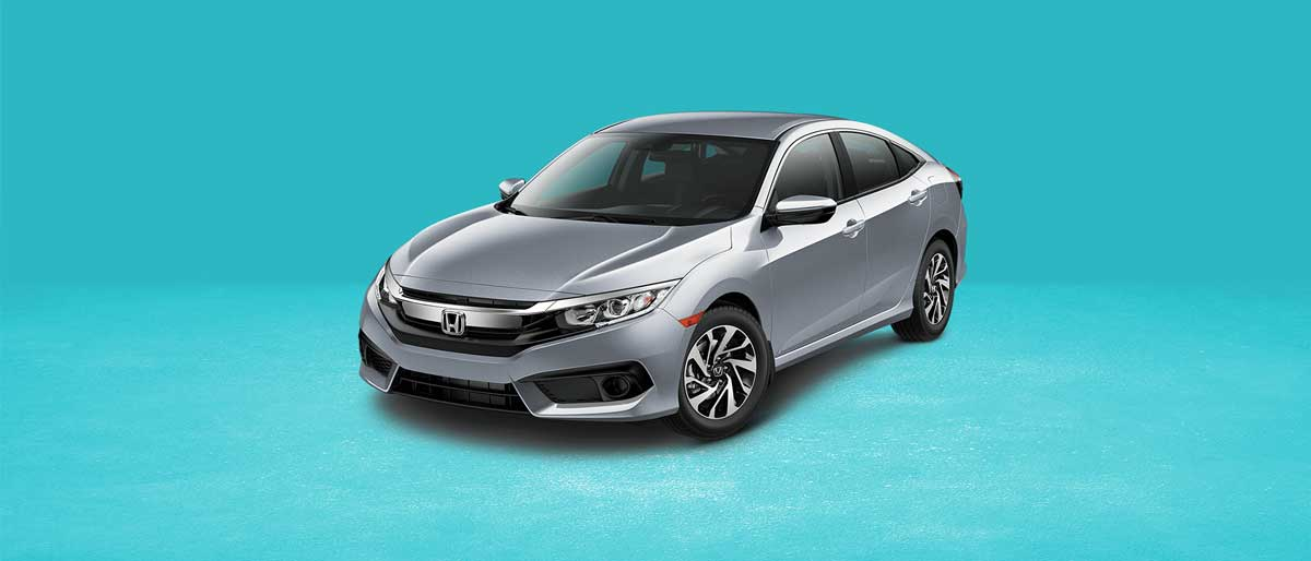 SAVE ON ALL NEW CIVIC SE