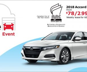 Dream Garage Event Accord