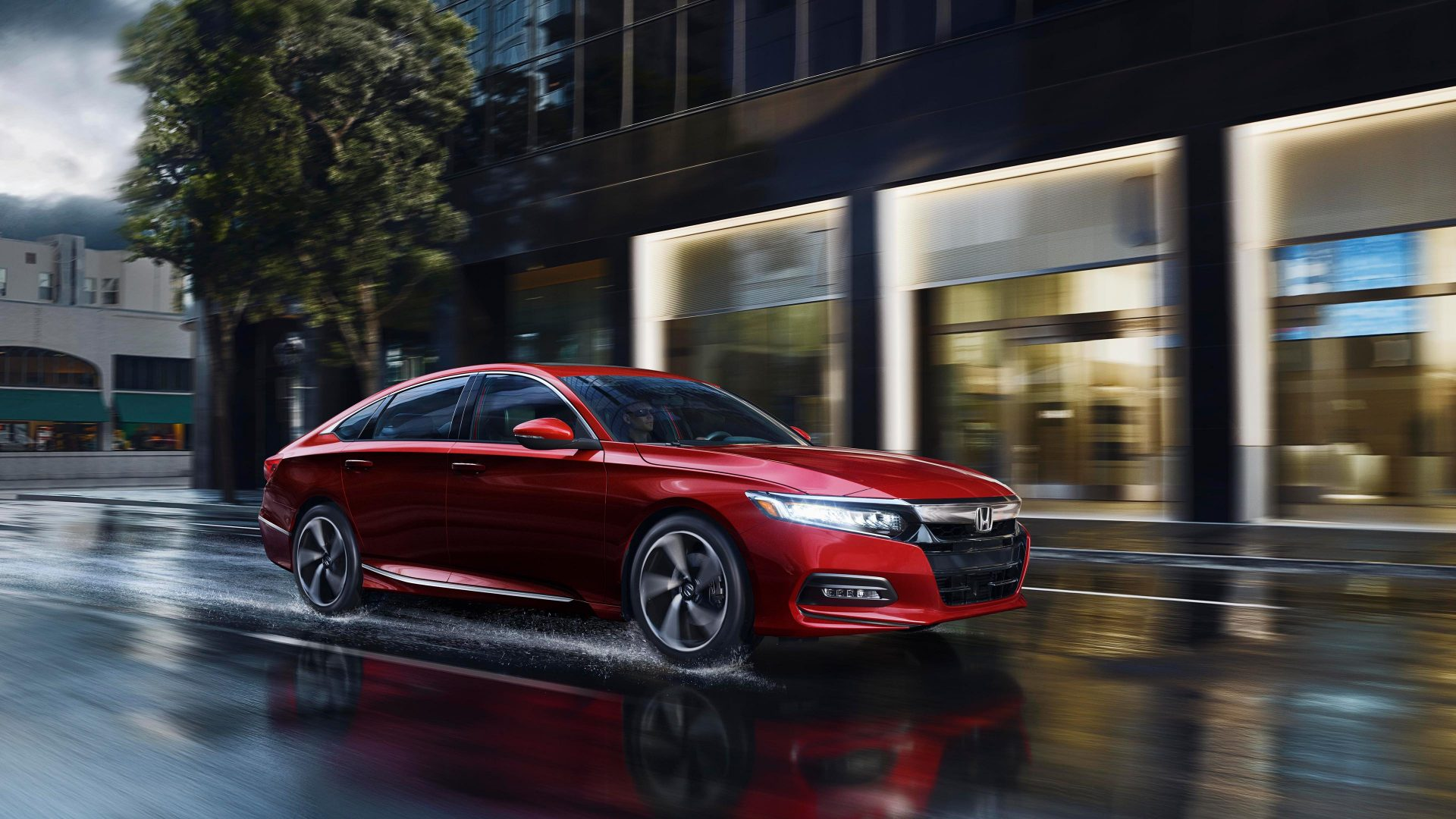 Accessory Packages 2018 Accord