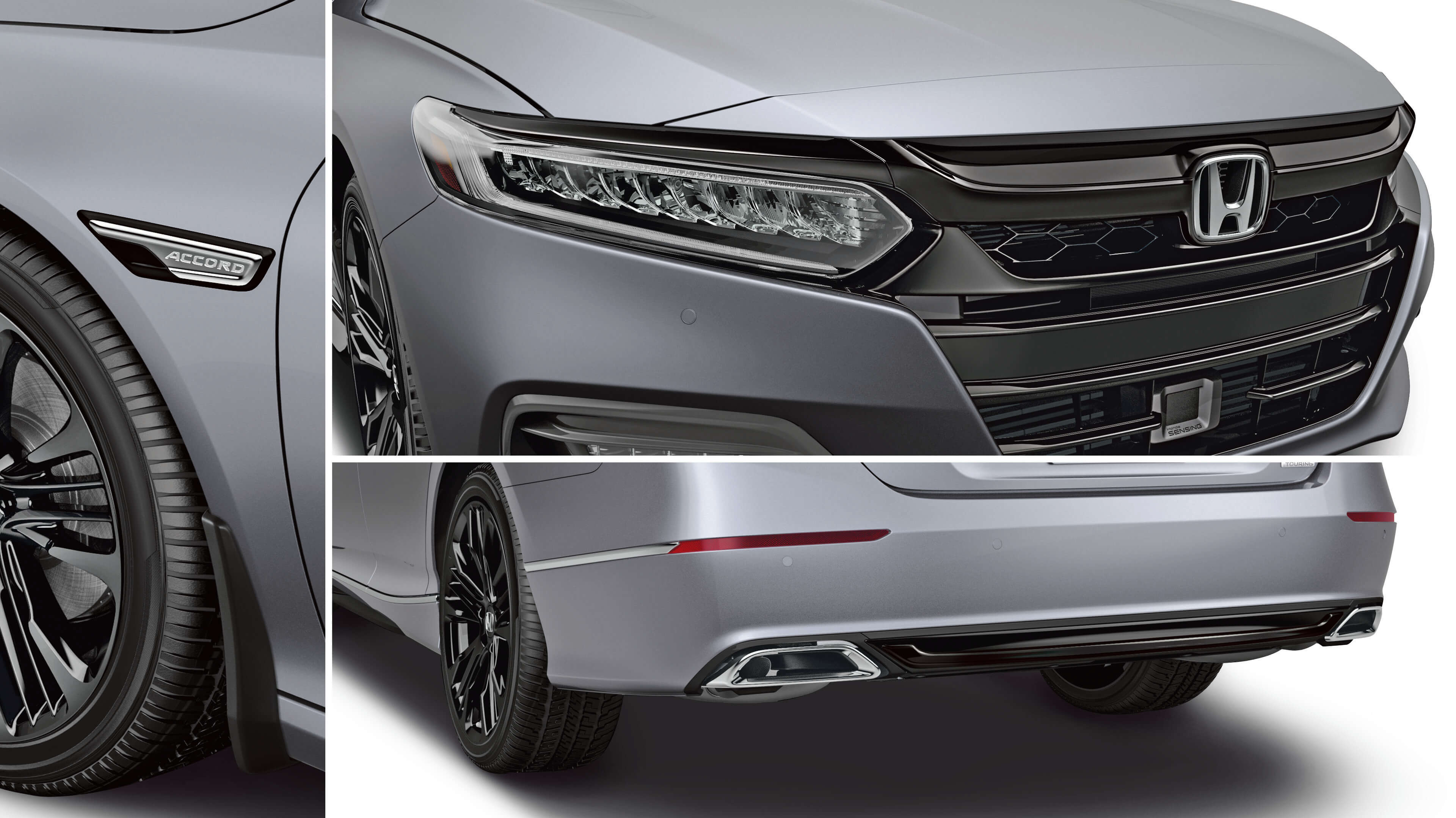 Accessory Packages 2018 Accord Dow Honda