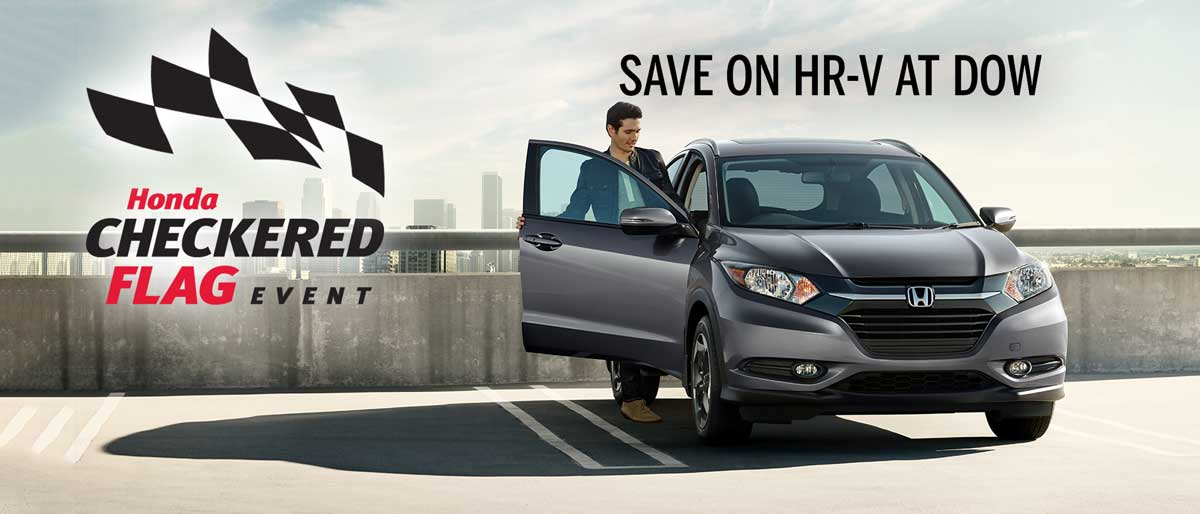 SAVE ON ALL 2018 HONDA HR-VS