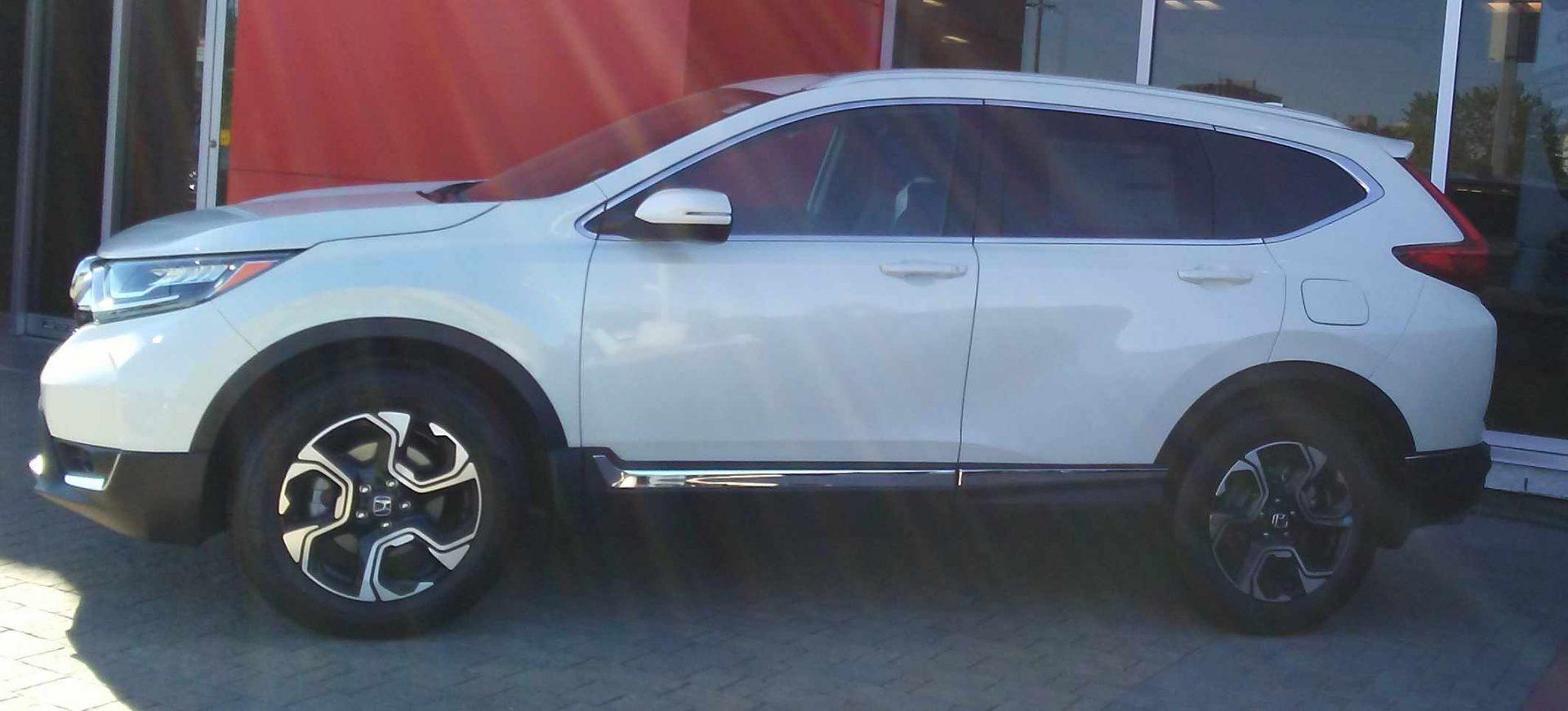 2018 CR-V Touring