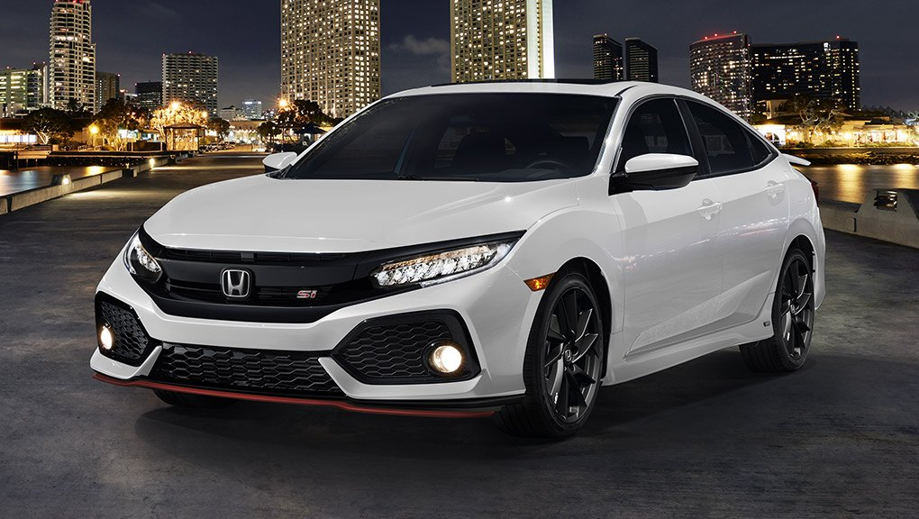 2018 Civic HFP