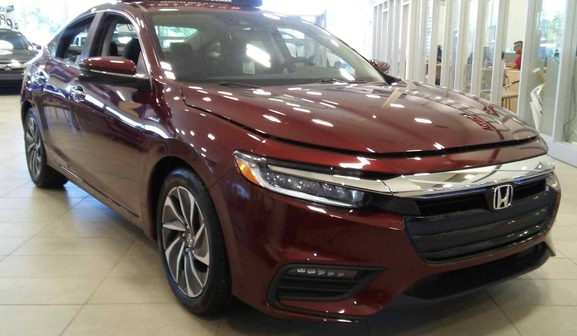 2019 Insight Hybrid Touring
