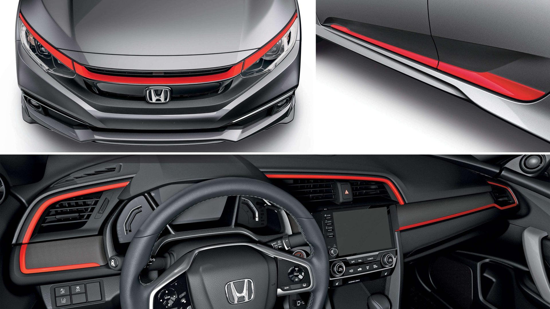 2019 Civic Accessories