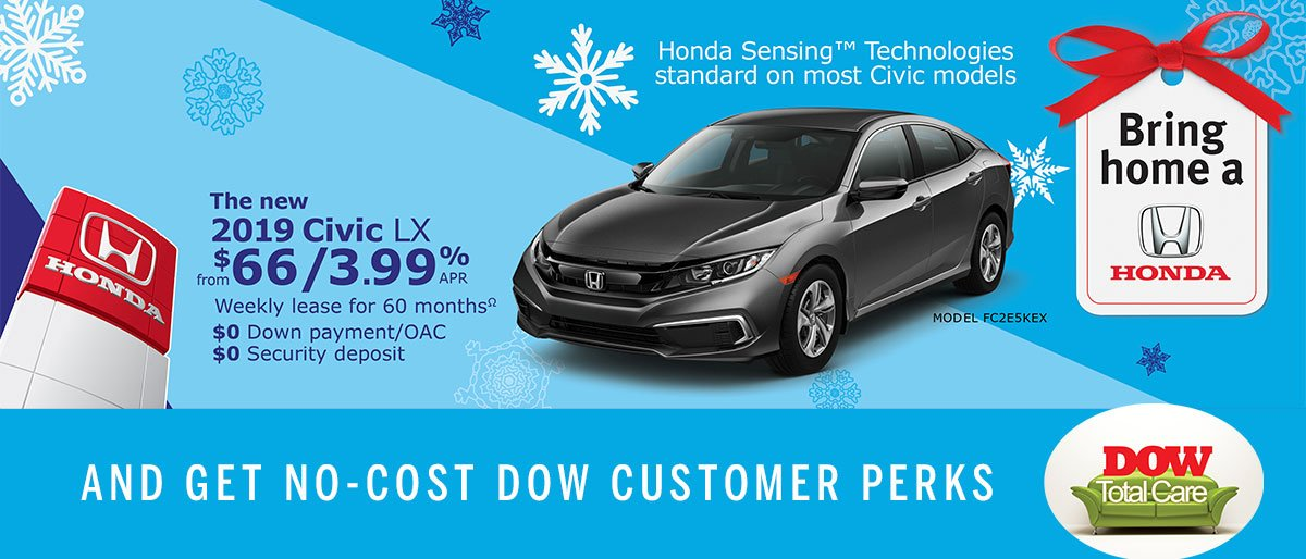 Save on Civic at Dow