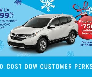 Save $750 on CR-V