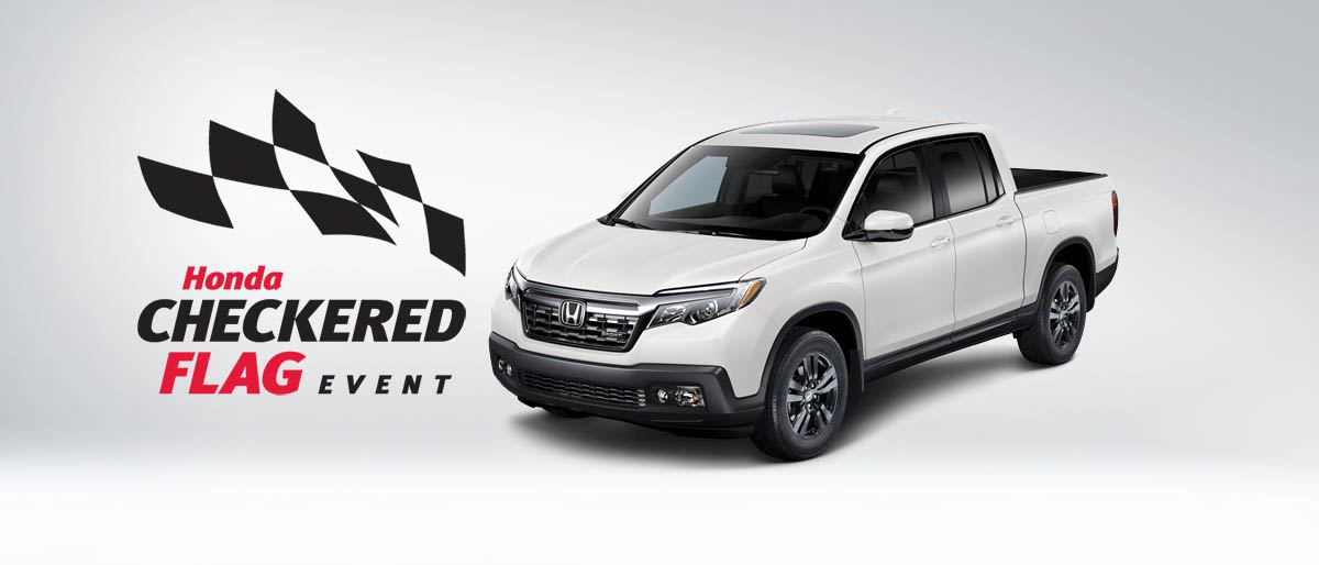 SAVE ON ALL 2019 RIDGELINES