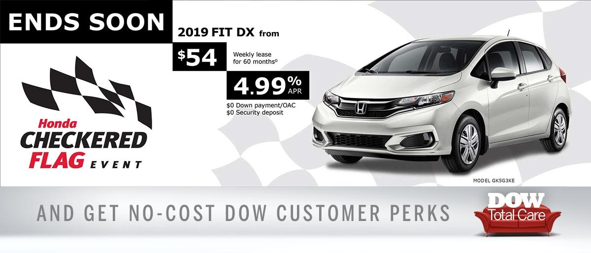 Save on Fit at Dow