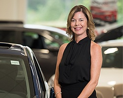 Tina Russell | General Sales Manager